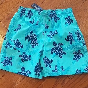 NWT Vilebrequin Size 14 Trunks